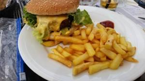 Super yummy burger!